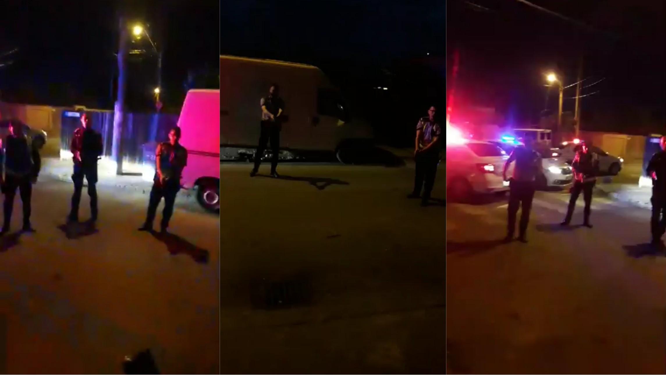 Video | Scandal de proporții în București cu focuri de armă ca-n vestul sălbatic!