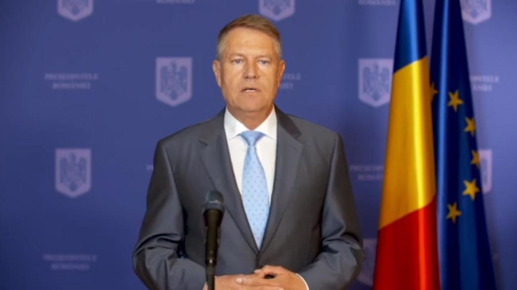 Iohannis: Voi solicita premierului Orban și ministrului Vela să revină asupra acordului încheiat cu BOR pentru Paște