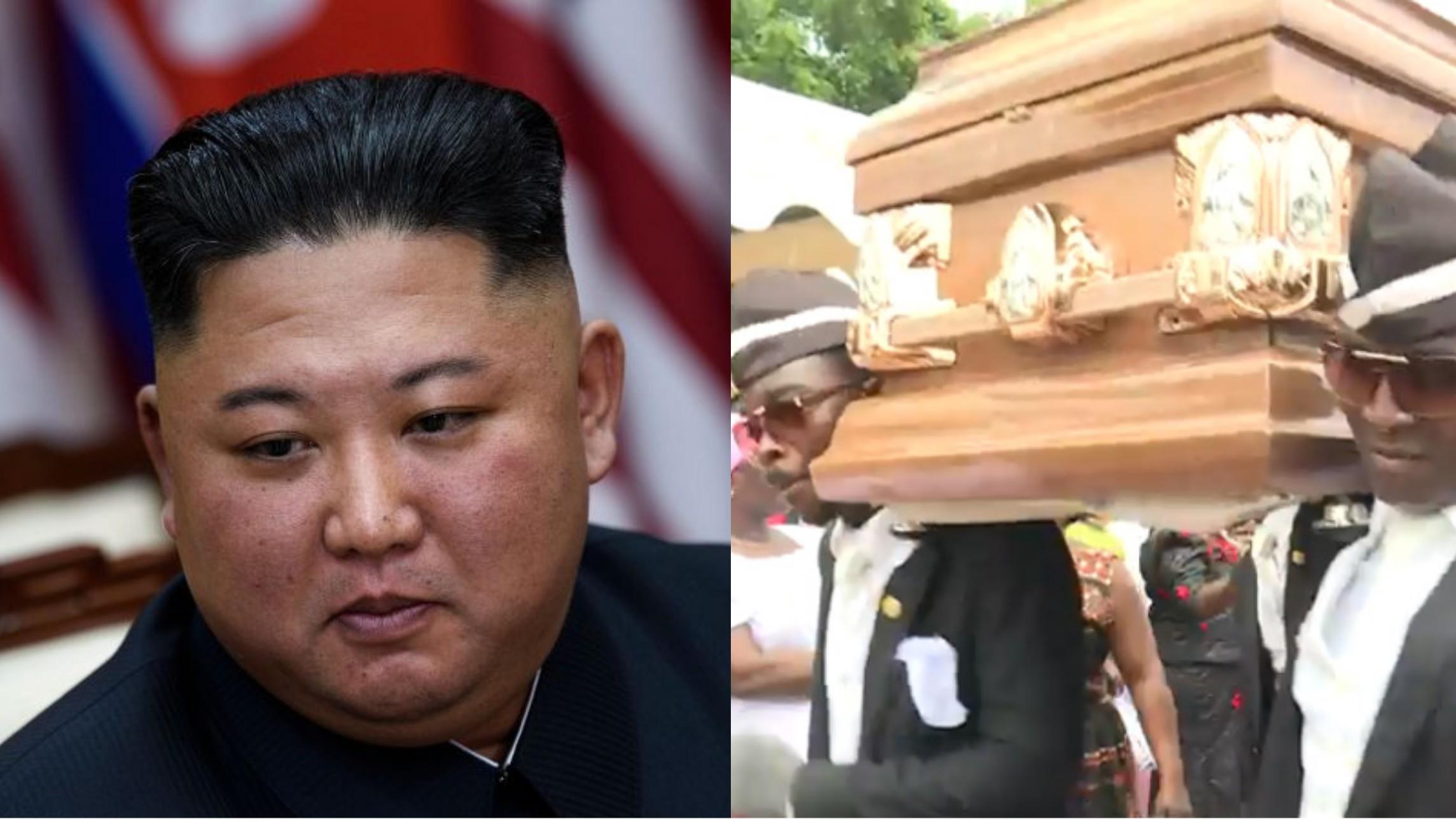 Liderul Coreei de Nord, Kim Jong-un, a murit!