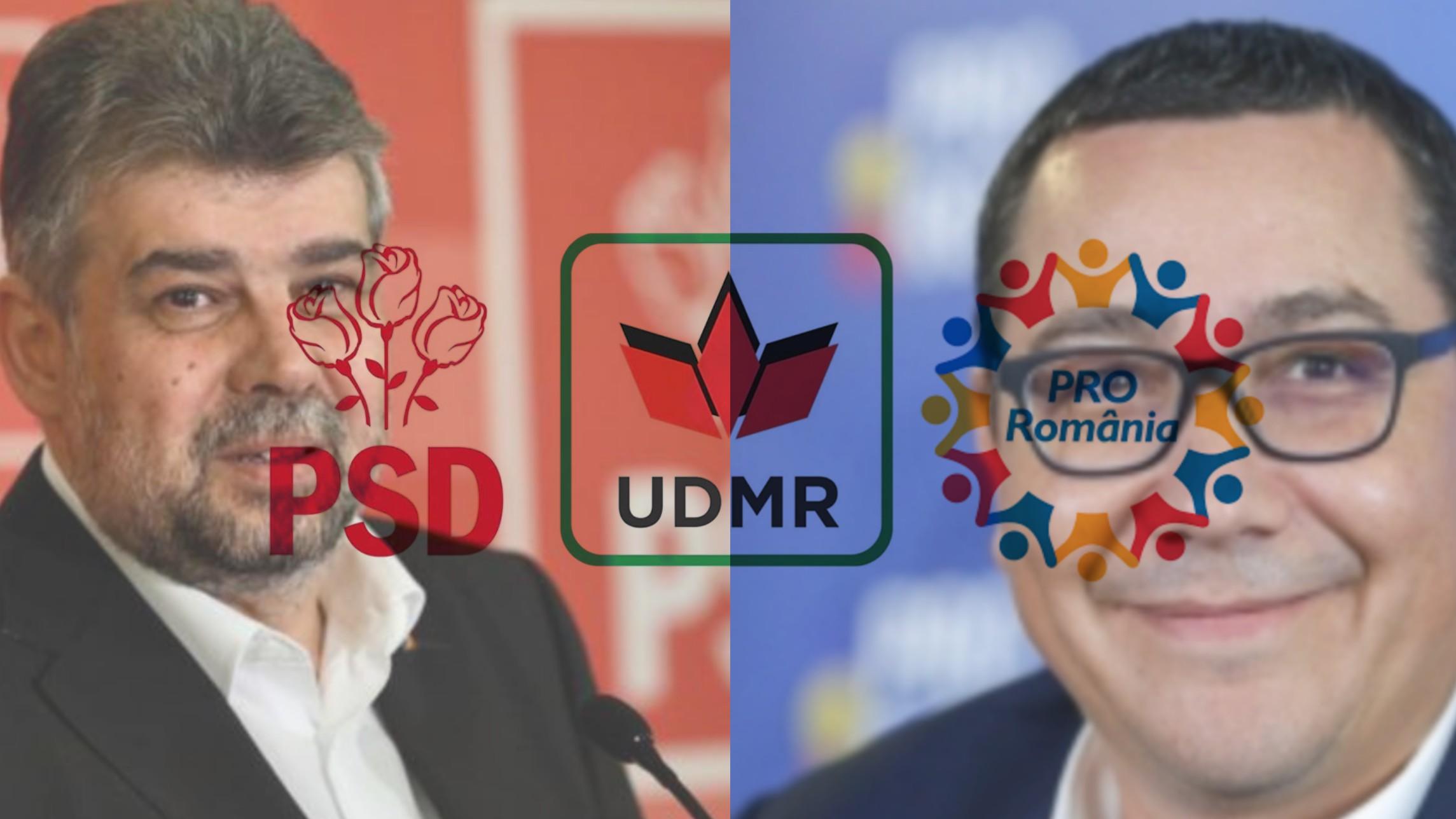 Ciolacu și Ponta susțin că nu știu cum a trecut Autonomia Tinutului Secuiesc de Camera Deputaților