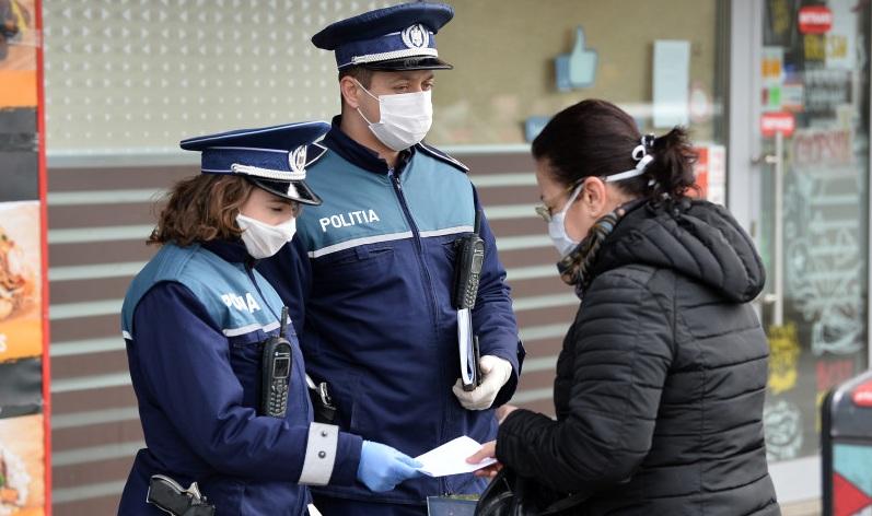 Numărul amenzilor a scăzut după decizia CCR. Poliţiştii continuă să aplice sancţiuni